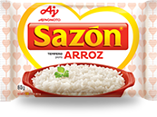 Tempero SAZÓN® - Branco (ideal para arroz)